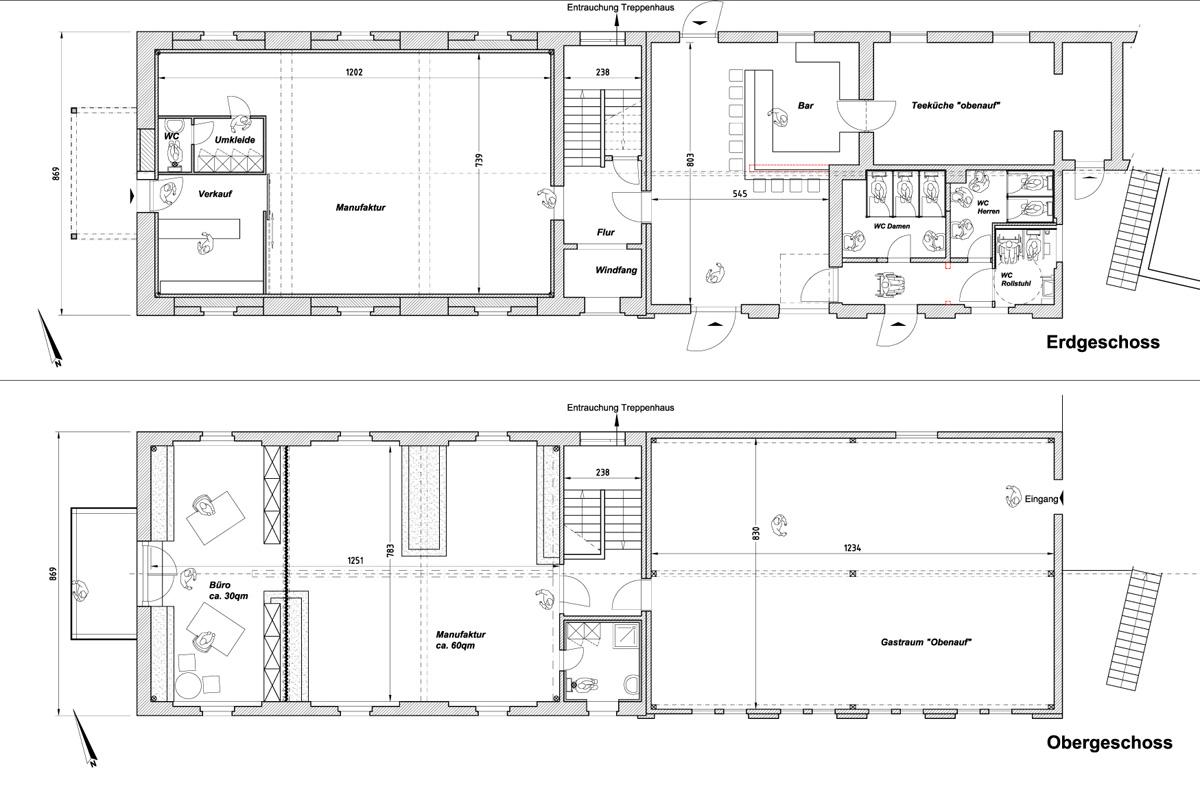 Geb udekonzept planomio raumgestaltung berlin bundesweit for Raumgestaltung berlin